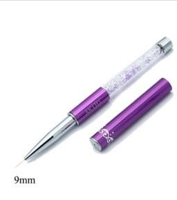 Beautywell Glitter Fineliner-Pinsel