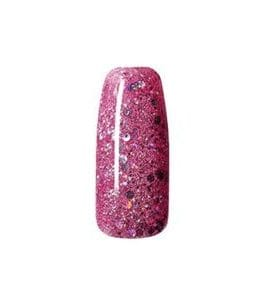 BeautyCo Gel Polish - royal rose sparkle, 325