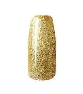BeautyCo Gel Polish - gold glitter, 048